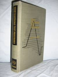 Basic Electronic Test Procedures by  Rufus P Turner - Hardcover - Book Club (BCE/BOMC) - 1962 - from Brass DolphinBooks and Biblio.com