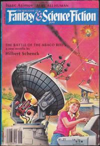 The Magazine of Fantasy & Science Fiction, June 1979 (Vol 56, No 6)