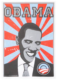 [Poster] Obama [Limited Edition, Signed]