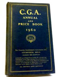 C.G.A. Annual and Price Book