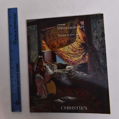 London: Christie, Manson & Woods, 2010. Paperback. VG. Glossy color-illustrated wraps with white let...