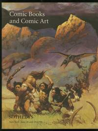 image of Sotheby's: Comic Books and Comic Art, Sale 6872, June 28 and 29, 1996