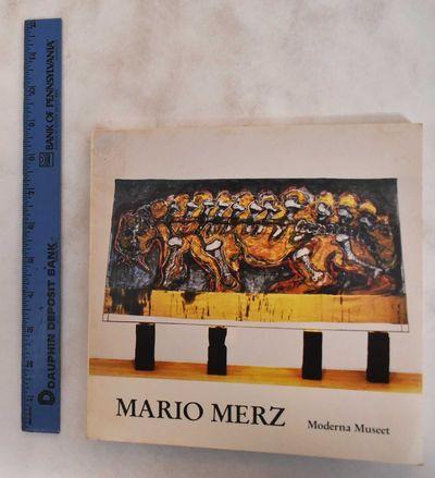 Stockholm: Moderna Museet, 1983. Paperback. VG some discoloration on cover. English/Sweedish languag...