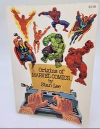 image of Origins of Marvel Comics