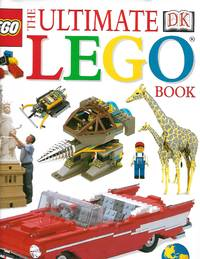 image of Ultimate Lego Book
