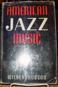 American Jazz Music