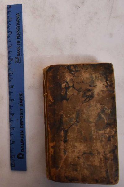 London: J. Ridgway, C. Stalker, H.D. Symonds, 1793. Hardcover. Fair (front and rear board unnattache...