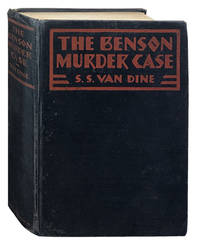 image of The Benson Murder Case