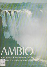 Ambio: A Journal of the Human Environment Research and Management, Volume VII Number 2 1978