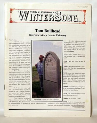 Billings, Mont.: Self-published, 1999. Near fine in illustrated paper wraps with a stapled binding. ...