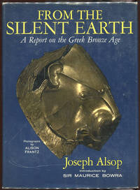image of From the Silent Earth: A Report on the Greek Bronze Age