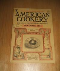 image of American Cookery for November 1934