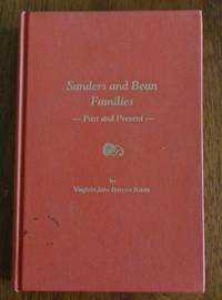 image of Sanders and Bean Families: Past and Present