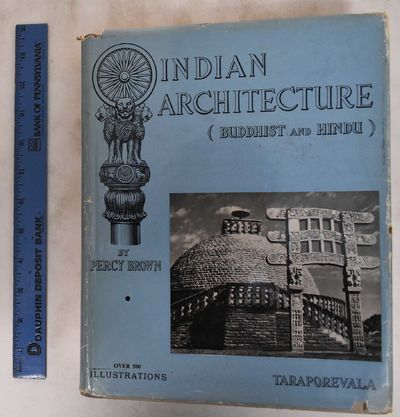 Bombay, India: D.B. Taraporevala Sons & Co. Private Ltd, 1965. Hardcover. Good. lower covers & corne...