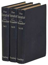 The Executor. A Novel. In Three Volumes
