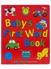 Baby's First Word Book (6-24 Months)