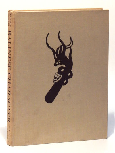 New York: New York Academy of Sciences, 1962. Hardcover. Very good. Signed by Bateson, upside down o...