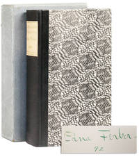 A Peculiar Treasure [Limited Edition, Signed] by  Edna FERBER - Signed First Edition - 1939 - from Lorne Bair Rare Books and Biblio.com