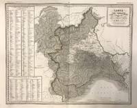 Carta del Piemonte e Della Liguria Marittima avanti il Dominio dei Romani Sotto Il Governo Dei Medesimi e nel Medio Evo