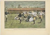 image of Football- Match between England and Scotland in the Athletic Grounds, Richmond