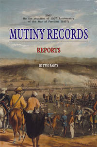 MUTINY RECORDS: REPORTS (IN TWO PARTS)