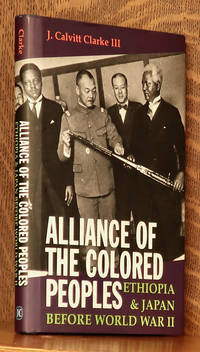 image of ALLIANCE OF THE COLORED PEOPLES ETHIOPIA AND JAPAN BEFORE WORLD WAR II