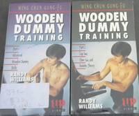 image of Wing  Chun  Gung-Fu; Wooden  Dummy  Training  2 Parts