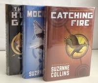The Hunger Games Trilogy 1st editions: Including The Hunger Games,  Mockingjay, and, Catching Fire
