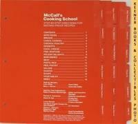 McCall's Cooking School Set Of 18 Printed Tabbed Dividers : For 3 Ring  Cookbook Binders : McCall's Cooking School Cookbook Series