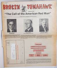 Broken Tomahawk Presenting The Call of the American Red Man: Official Voice of Wesleyan indian Ministries