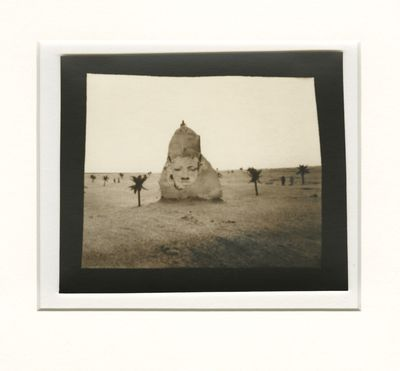 Thorne-Thomsen, Ruth. Original toned silver gelatin photograph, image size 4 1/2 in x 5 1/2 in. tipp...
