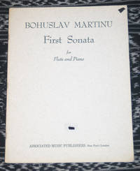 First Sonata for Flute and Piano [1935]
