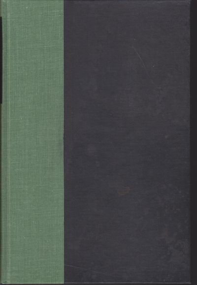 Detroit: Wayne State University Press. 1963. First Edition; First Printing. Hardcover. A 2-volume se...