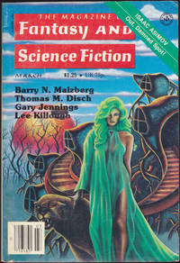 The Magazine of Fantasy and Science Fiction, March 1979 (Vol 56, No 3)