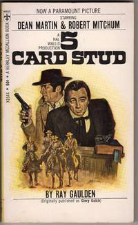 Image Of 5 Card Stud Originally Published As Glory Gulch Now A Movie Starring