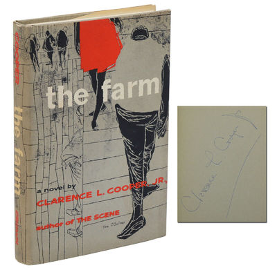 New York: Crown Publishers Inc, 1967. First Edition. Near Fine/Near Fine. First edition. Review copy...