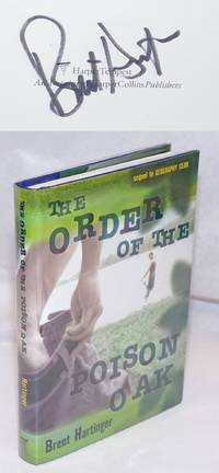 image of The Order of the Poison Oak: sequel to Geography Club [signed]