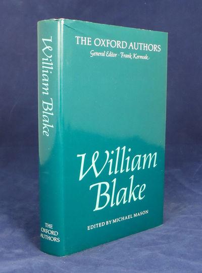 8vo. Oxford and New York: Oxford University Press, 1988. 8vo, xxv, , 601 pp. Original blue cloth, du...