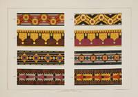 Filets De bois/bandes Mosaique De Styles et Modernes