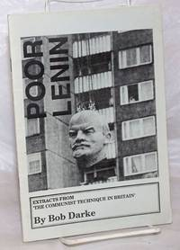 image of Poor Lenin, extracts from 'The Communist Technique in Britain'