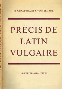 PRECIS DE LATIN VULGAIRE