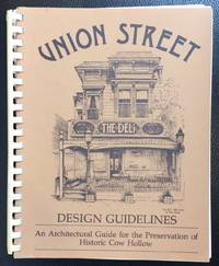 image of Union Street design guidelines: an architectural guide for the preservation of historic Cow Hollow