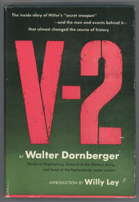 V-2 ... Translated by James Cleugh and Geoffrey Halliday. Introduction by Willy Ley