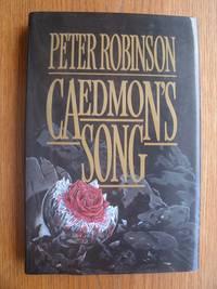 Caedmon's Song aka The First Cut