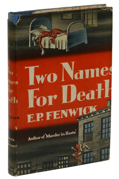 New York: Farrar & Rinehart, 1945. First Edition. Near Fine/Very Good+. First edition. , 251 pp. Bou...