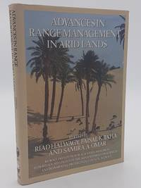 Advances in Range Management in Arid Lands.