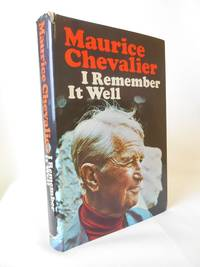 I Remember It Well  (INSCRIBED TO MERV GRIFFIN)