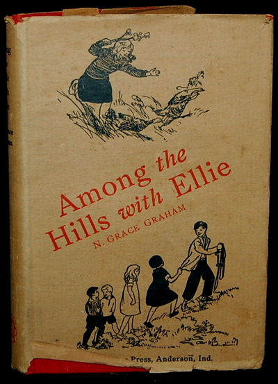 Anderson, Ind: The Warner Press, 1930. First Edition. Hard Cover. Very Good+ binding/Very Good dust ...