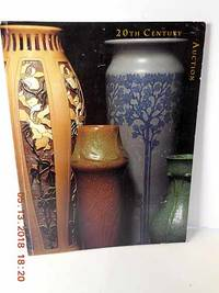 20th Century Auction Catalogue: Arts & Crafts, Art Nouveau; European  Pottery; 1950s Modern Italian Glass Catalogue with Auction Estimates