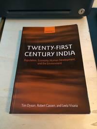 image of Twenty-First Century India: Population, Economy, Human Development and the Environment